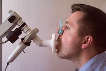 Simple Spirometry